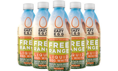 Free Bottles of Eazy Egg Liquid Egg Whites