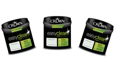 Free Crown Paint (worth £200)
