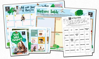 Free Wildlife Trust Activity Pack