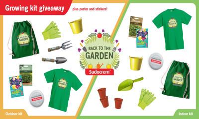 Free Gardening Kit