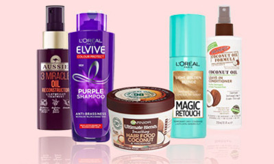 Free Shampoo & Conditioner Worth up to £15