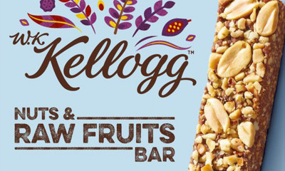 Free Kellog Fruit & Nut Bars