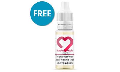 FREE 4-Pack of Vape E-Liquids (worth £15!)