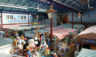 Durham Market Hall | Durham