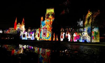 Lumiere Light Festival | Durham