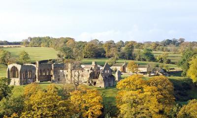 Egglestone Abbey | Durham