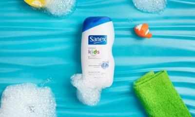 Free Sanex Body Wash for Kids