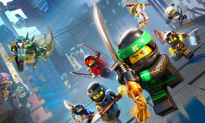 Free LEGO Ninjago XBOX Game