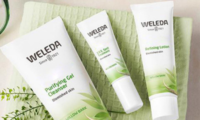 Free Weleda Lotion - 28 Day Supply!
