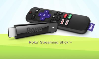 Free Roku TV Streaming Stick