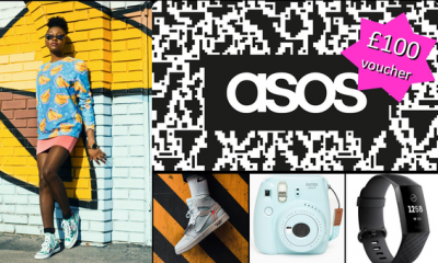 Win a £100 ASOS Voucher