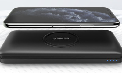 Free Wireless Power Bank from Anker