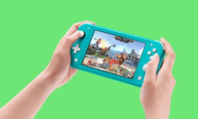 Win a Nintendo Switch Lite