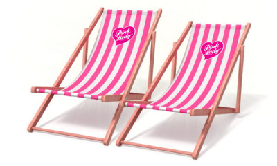 Win a Pair of Deck Chairs from Pink Lady