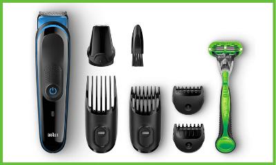 Free Braun Shaving Kit