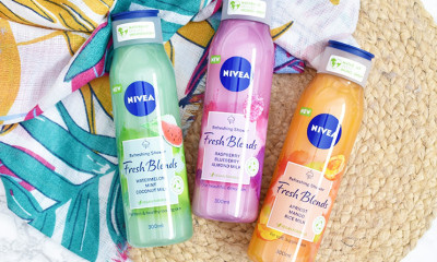 Free NIVEA Shower Cream