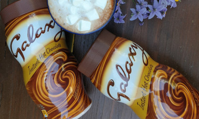 Free Jars of Galaxy Hot Chocolate (Full-Size)