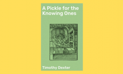Free Copy of 'A Pickle for the Knowing Ones'