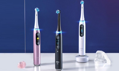 Trial the New Oral-B iO™ Electric Toothbrush