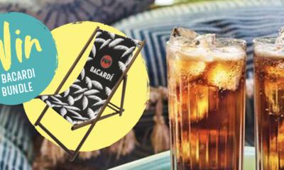 Win a Deck Chair Garden Kit from Bacardi