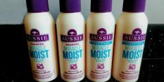 Free Aussie Shampoo & Conditioner