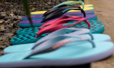 Win a Pair of Waves Flip Flops