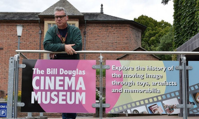 The Bill Douglas Cinema Museum | Exeter