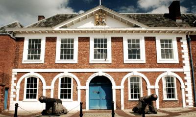Custom House Visitor Centre | Exeter