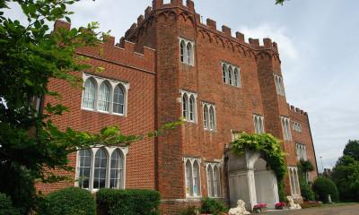 Hertford Castle Grounds | Hertfordshire