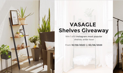 Win Home Storage and Shelves