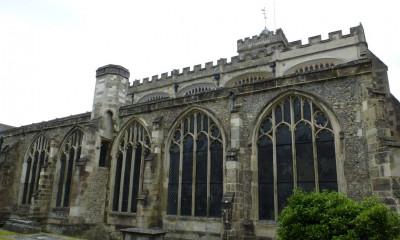 The Church of St Thomas Becket | Salisbury, Wiltshire