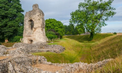 Ludgershall Castle & Cross | Ludgershall, Wiltshire