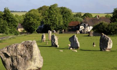 Avebury Stone Circle | Avebury, Wiltshire