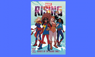 Free Copy of 'Marvel Rising: Heroes of the Round Table'