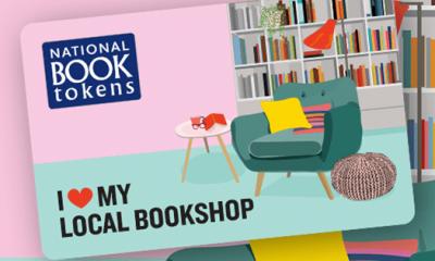 Win a £100 National Book Token