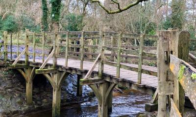 Pooh Sticks Bridge | Hartfield, East Sussex
