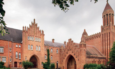 Quarr Abbey | Ryde, Isle of Wight