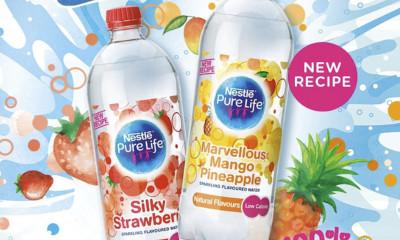 Free Nestlé Mango Fizzy Drink