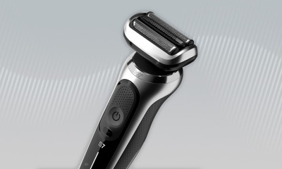 Free Braun Electric Shaver