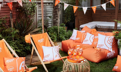 Free Aperol Spritz Garden Set - NO LONGER AVAILABLE