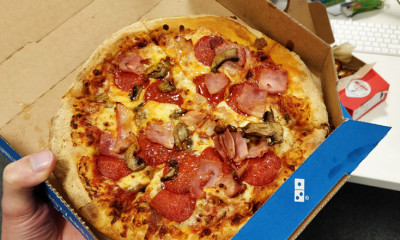 Free £15 Worth Of Dominos Pizza