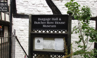 Butcher's Row House Museum | Ledbury, Herefordshire