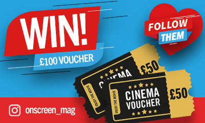 Win a £100 Cinema Voucher