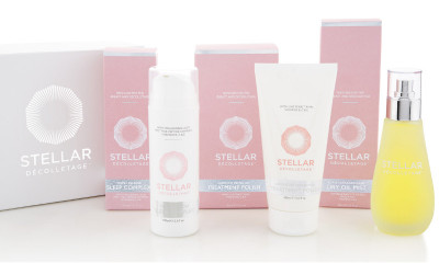 Win The Complete Collection from Stellar Décolletage (worth £175)