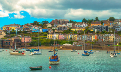 Win a Holiday for Two to Cornwall & a Cornish Treats Hamper