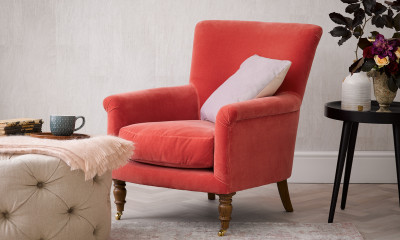 Win a Custom-Designed Armchair (worth up to £950)