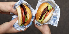 BOGOF on Burgers