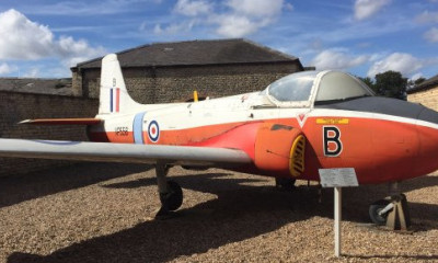 Cranwell Aviation Heritage Museum | Sleaford, Lincolnshire