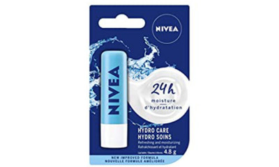 Free Nivea Hydro Care Lip Balm