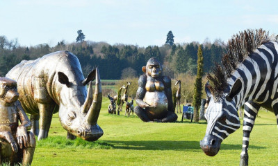 British Ironworks Centre & Shropshire Sculpture Park | Oswestry, Shropshire
